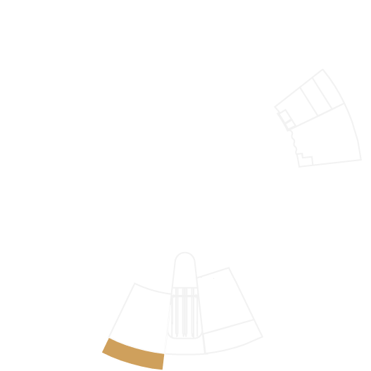 mapa de la entrada a La Cúpula