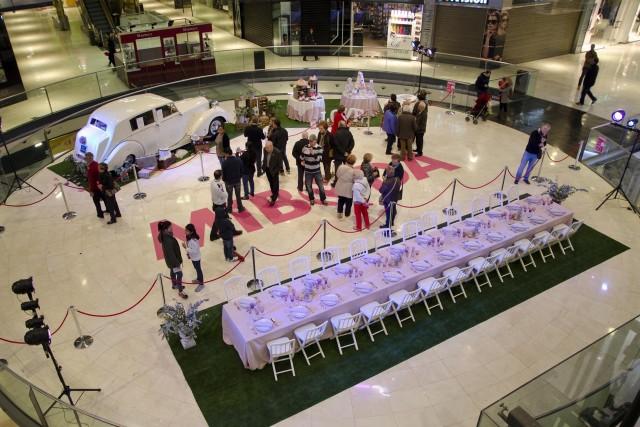 Evento de Mi Boda en la Plaza Central