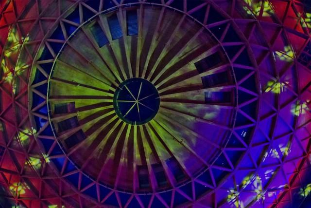Bóveda Cúpula de Arenas