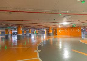 Superfície del parking